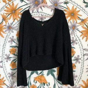 Knit free people sweater